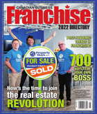Food Franchise Directory 2022