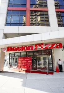 BOSTON PIZZA INTERNATIONAL INC. - Downtown Toronto Location