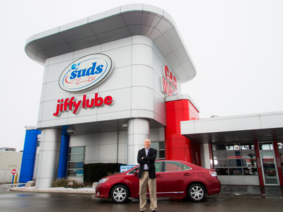 Jiffy Lube Franchise Cost >> Jiffy Lube Franchisee Experienced The Evolution Of The Fast Lube