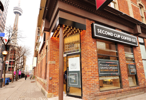 THE SECOND CUP LTD. - Second Cup Coffee Co.™ Introduces Innovati