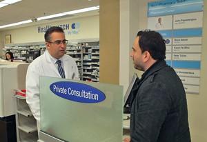Shoppers Drug Mart screens Albertans for flu - Canadian