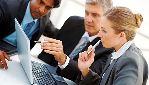 Basics_Businessmeeting