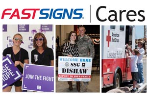 FASTSIGNS Cares1