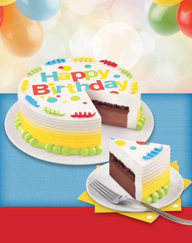 We Had People Phoning Us In November To Order Ice Cream Cakes For Christmas And Upcoming Birthdays Photo Courtesy DQ