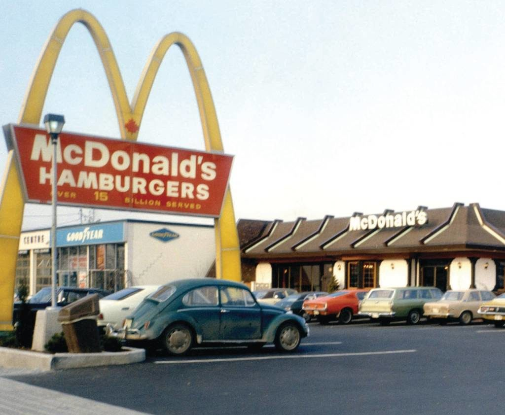 a historical background of mcdonalds and the franchise chains