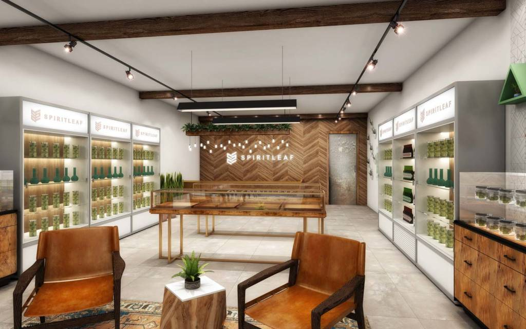 Spiritleaf Releases Design Concept For Retail Locations