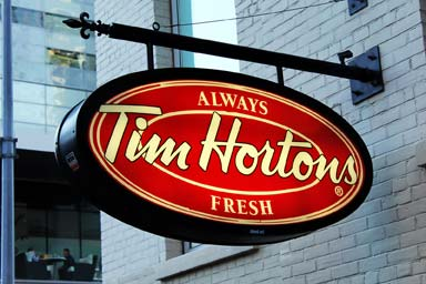Tim Hortons has entered into an exclusive master franchise joint venture agreement with Cartesian Capital Group to bring the brand to China.