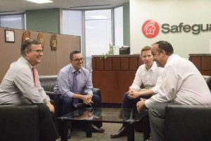 There are currently more than 600 Safeguard franchisees across North America.