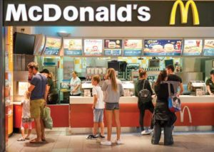 In recent years, McDonald's became a lightning rod for joint employer issues in the U.S.