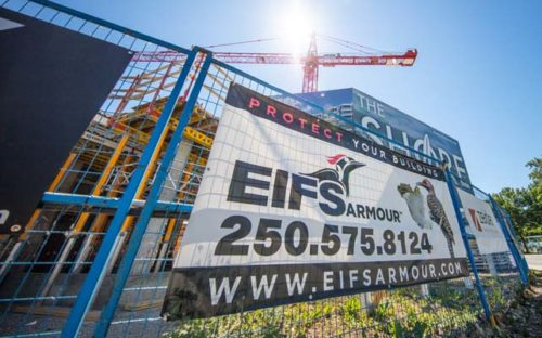 Due to the large number of requests for its products, EIFS Armour has decided franchising is the most effective way to support the company's growth.