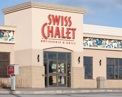 Swiss Chalet has partnered with WW (formerly Weight Watchers) to showcase the restaurant's healthiest menu choices.