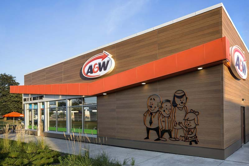 A&W Canada is the first national burger chain to eliminate processed cheese from its menu.