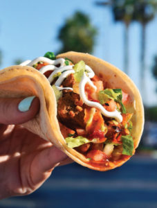 Chronic Tacos will be giving away one free taco per customer on Oct. 4 between 11 a.m. and 2 p.m.