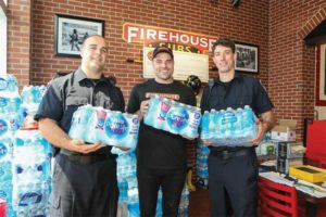 Firehouse Subs has allowed us to continue to support first responders, even if we are not the ones responding.