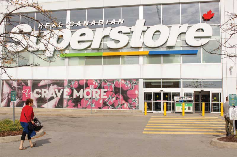 My newest location is based inside a Toronto-area Real Canadian Superstore.