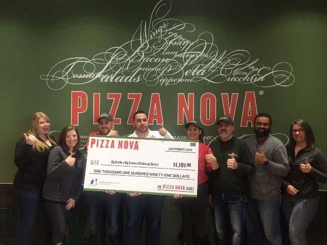 Pizza Nova Orillia