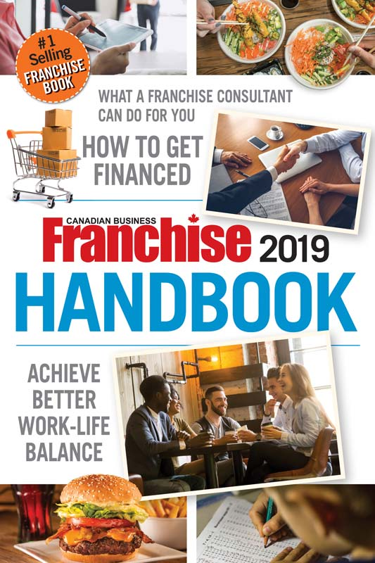 The Canadian Business Franchise Handbook is now available in e-reader format through Amazon Kindle.