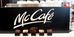 McCafé guests can save their beverage order preferences within the McD's app, making it more convenient to place their orders and collect mobile rewards.