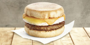 A&W's new breakfast item, the Beyond Meat Sausage & Egger can be enjoyed by Canadians coast to coast starting March 11.