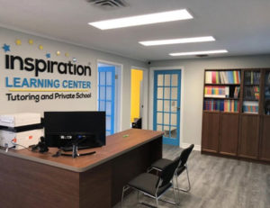 Inspiration Learning Center has found a way to combine both the structure and discipline of the Eastern system with the creative teaching methods used in the West.