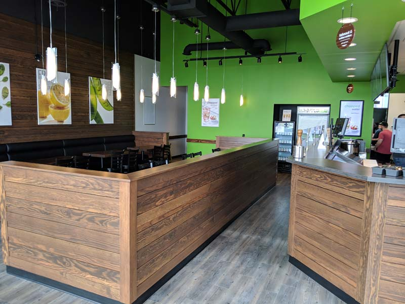 The Chopped Leaf has opened a second franchise in Medicine Hat, Alta.