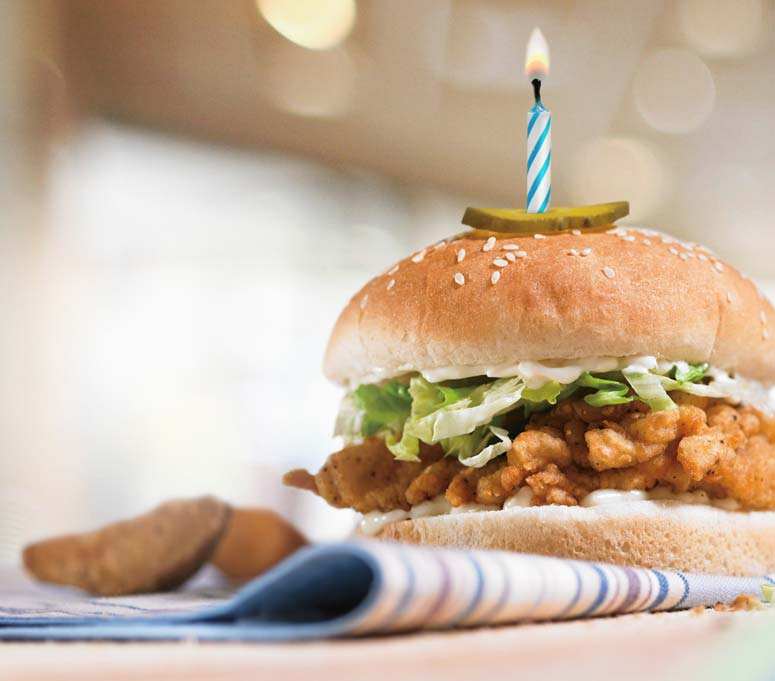Canadian quick-service restaurant (QSR) Mary Brown's Chicken and Taters is celebrating 50 years as a brand.