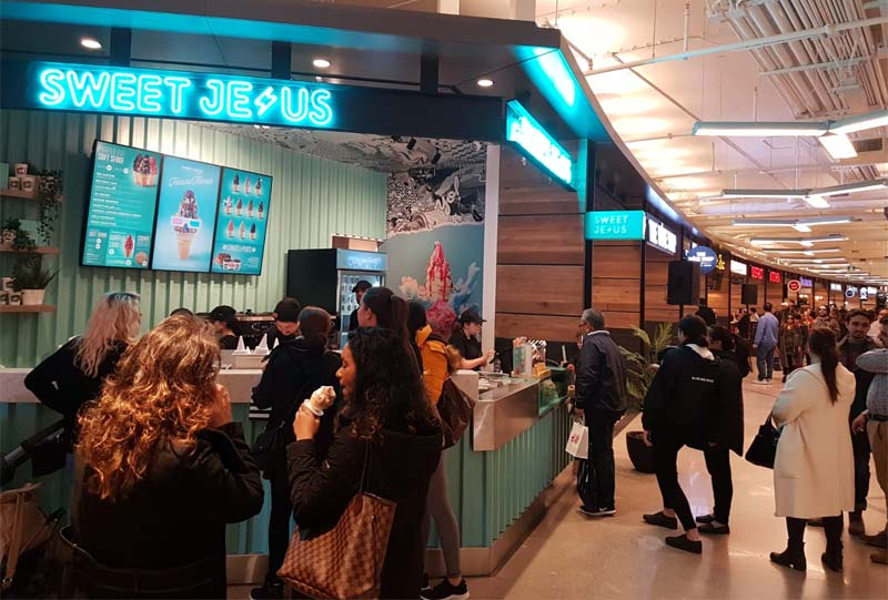Dessert franchise system Sweet Jesus has expanded into Mississauga, Ont.