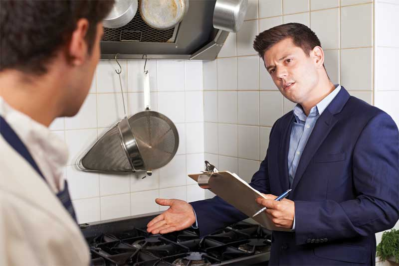 The City of Toronto's food premises inspection and disclosure system requires all food establishments to meet or exceed all of the requirements and standards in the Ontario Food Premises Regulation 562 made under the Health Protection and Promotion Act.