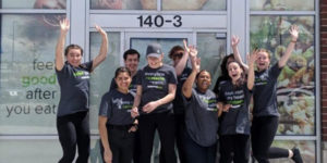 With its latest opening in Ottawa, The Chopped Leaf plans to open 20 more store locations country wide.