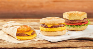 In an effort to offer a more plant-based menu Tim Hortons has partnered with Beyond Meat to offer meatless and vegetarian options.