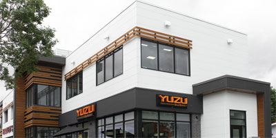 MTY Food Group Inc. plans to acquire Yuzu Sushi.