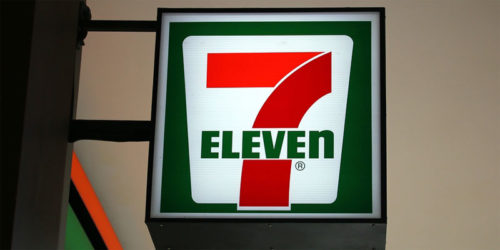 7-Eleven has partnered with Uber Eats to deliver convenience store items.