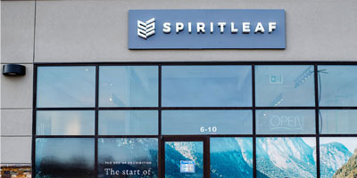 Spiritleaf has opened a new store in Drayton Valley, Alta.