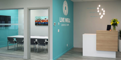 Medical fitness franchise system Live Will plans to open seven new clinics in key markets in eastern and western Canada.