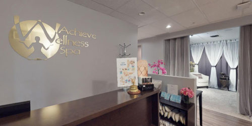 Health and wellness franchise system, Achieve Wellness Spa has been named one of the top 25 spas in Canada.