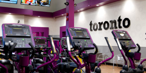 Planet Fitness has opened its first downtown Toronto location—making it the 25th unit in Ontario.