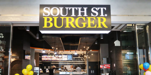 Quick-service restaurant (QSR) South St. Burger has opened its 36<sup>th </sup> location in Toronto.