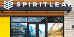 Inner Spirit recently opened its 75th Spiritleaf store in St. Catharines, Ont. Franchised stores are scheduled to open in Oshawa, Ont., and Calgary, Alta.