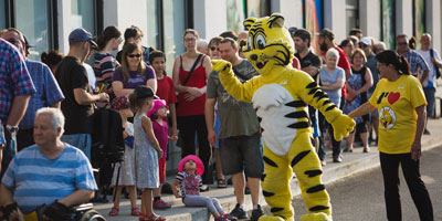 Canadian retail franchisor Giant Tiger has opened in Sault Ste. Marie, Ont.