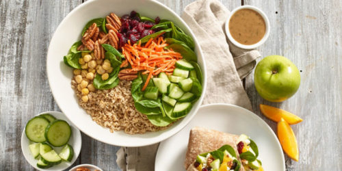 Food-service franchise system The Chopped Leaf has opened its newest location in Calgary.