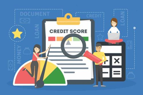 The starting point for any conversation around financing is the individual's personal credit. All banks will look at a person's credit worthiness before looking at an application for a loan.