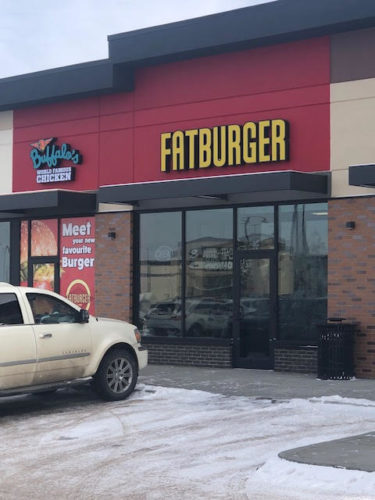 Food service franchise system Fatburger has opened its 58<sup>th</sup> location.