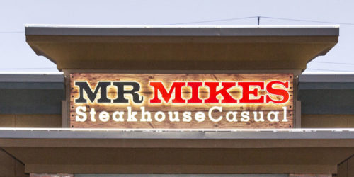 Food-service franchise system Mr. Mikes has opened its 45<sup>th </sup> Canadian location.