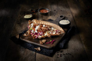 German Doner Kebab has announced plans to open 100 restaurants across Canada over the next decade. The brand's first Toronto location is set to open in May.
