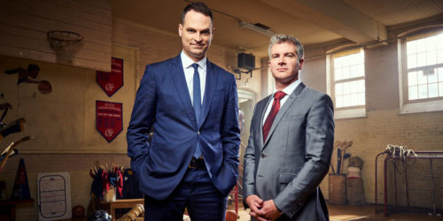 McDonald's has signed on as the new title sponsor for The Sports Network's (TSN's) series SC WITH JAY AND DAN.