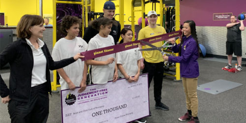 In January, workout club franchise system Planet Fitness welcomed two new clubs in Winnipeg.
