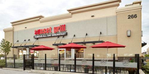 Sunset Grill franchised locations across Ontario will participate in its 12th annual Pancake Tuesday fundraiser on Feb. 25.