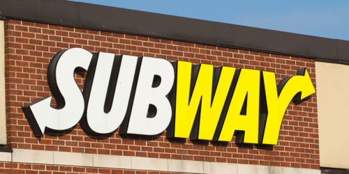 Subway has selected Ayden as its payments partner for North America.