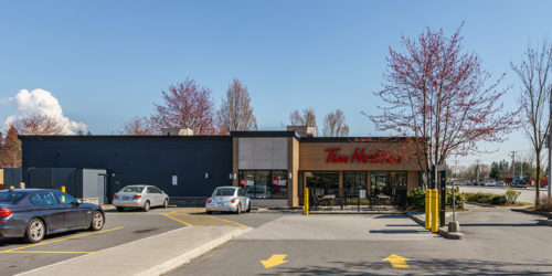 In an effort to protect and support its guests and team members, Tim Hortons has closed all in-restaurant dining and is focusing on drive-thru, take-out, and deliver services.