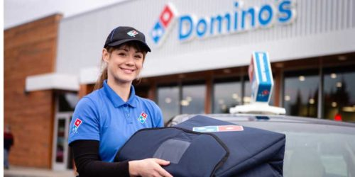Domino's Pizza of Canada is looking to hire new staff in a number of positions.